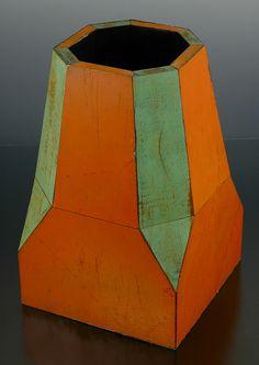 Nick Mullins (Steel, wood, paint)