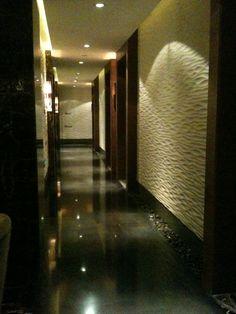 China Hotel Hallway