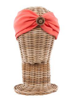 Turbante BAHAMAS / Hippie, boho-chic, ethnic style. Fashion, Casual Style. Rosebell turban - Beach style