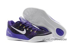 Buy Nike Kobe 9 Low EM Black/Court Purple-White For Sale New Release from  Reliable Nike Kobe 9 Low EM Black/Court Purple-White For Sale New Release  ...