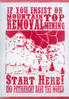 Mountaintop Removal by A.Breisch, via Flickr