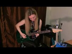 Polina Sedova: Kiesel Guitars solo Contest - #kieselsolocontest   My submission for the #kieselsolocontest Kiesel Guitars solo Contest - Polina Sedova - #kieselsolocontest Polina Sedova