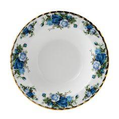 Royal Albert Moonlight Rose Rim Soup Bowl