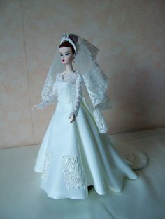Handmade Silkstone Barbie and Fashion Royalty by BrushesAndBodkins, $45.00