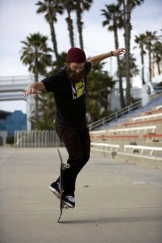 Chris Haslam - Pogo Crossfoot