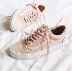 614b0ffe14 insta and pinterest  amymckeown5 Pink Suede Vans