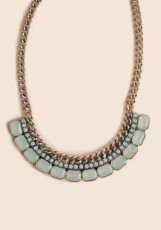 Caddington Manor Jeweled Necklace at Ruche @Ruche