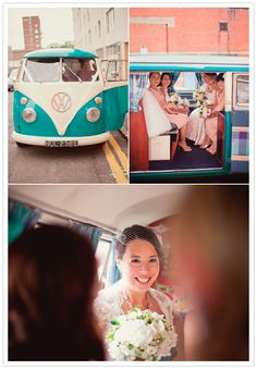 volkswagen wedding ride