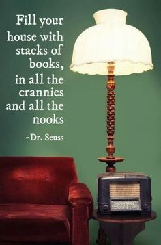 It is indeed and I'll fill it with more, books everywhere from ceiling to floor!