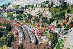 Miniature Wonderland in Hamburg. I invite you to visit here. If you need help, contact me: +4917663357468