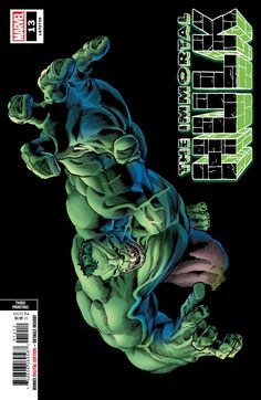 Immortal Hulk #13 Cover D 3rd Ptg Variant Joe Bennett