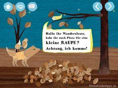 Der kleine Wolf - Kinderbuch App iPad (6)