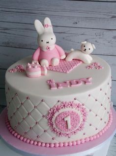 Miffy - Nijntje Cake