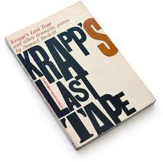 Krapp's last tape essays