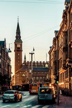 Copenhagen City Hall by Agent Smith, via Flickr