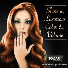 Add a touch of elegance and volume to your look with 100% human remy hair extensions from SOCAP Original USA. www.socaporiginalusa.com       #socap #sobehair #hair #extensions #hairextensions #love #beauty #classic #longhair #long #brunette #blonde #black #edgy #gorgeous #women #style #trend #hairandmakeup #stylist #haircut #fashion #highlights #blowdry #straight #curly #wavy #bangs #ombre #inspiration #haircolor #color #people #shine #luxury #color #volume #original