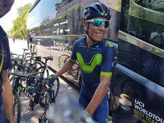 Nairo Quintana (Movistar Team) démarre sa saison en Colombie  https://todaycycling.com/nairo-quintana-demarre-saison-colombie/