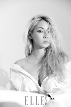 CL - Elle Korea Magazine September Issue '16