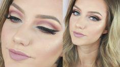 Soft Cut Crease- Mannymua & Makeup Geek Palette | Jazzi Filipek