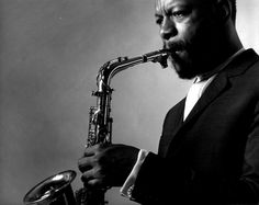 """classicbluenotes: """" Born on this day: Ornette Coleman (March """" Jazz Artists, Jazz Musicians, Ornette Coleman, All My People, Musician Photography, Kind Of Blue, Duke Ellington, All That Jazz, Miles Davis"""