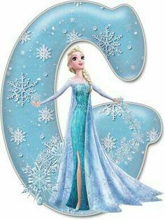 Frozen Birthday Party, Frozen Tea Party, Birthday Cup, Frozen Cupcake Toppers, Frozen Cupcakes, Elsa Frozen, Disney Frozen, Frozen Font, Cartoon Letters