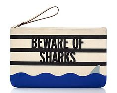 life advice (and a pouch) that goes beyond your day at the beach.