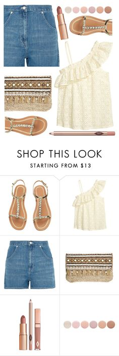 """""""street style"""" by ecem1 ❤ liked on Polyvore featuring Madewell, Skemo, Dolce Vita and Deborah Lippmann"""