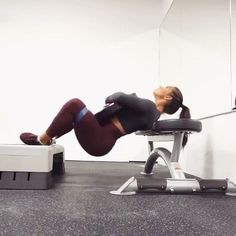 "11.8k Likes, 140 Comments - GymGlutes™ (@gymglutes) on Instagram: ""3 squeeze exercises you HAVE TO ADD to your booty session Holy moly!!! HIP THRUSTERS TRISET;…"""