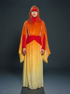 Star wars, FLAME GOWN