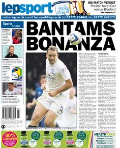 Today's back page 22-10-13