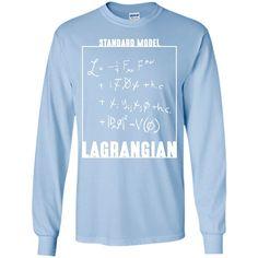 Standard Model Lagrangian shirt Standard Model science shirt T-Shirt