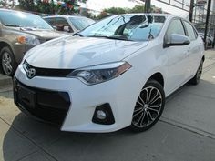 The new 2014 Toyota Corolla is at Plaza Auto Mall!