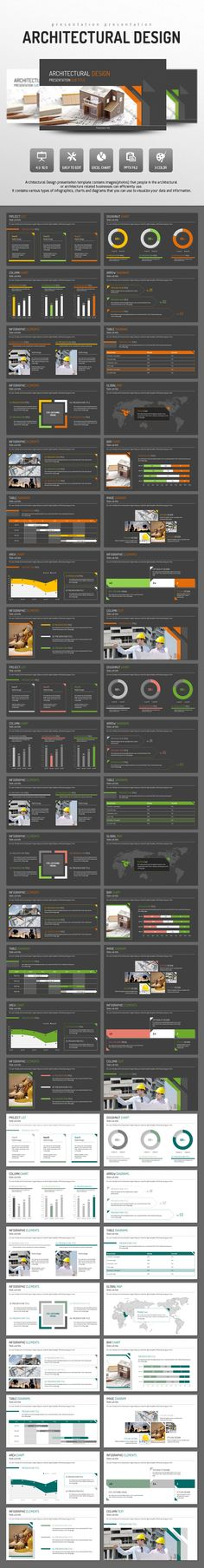 MARK03-Powerpoint Template (v20) Presentation design - powerpoint proposal template