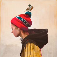 Surreal Paintings by Etam Cru