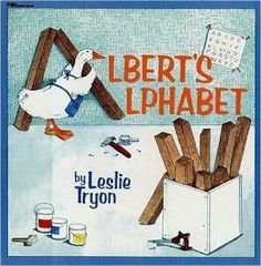 Albert's Alphabet I'm not quite sure why this is one of their number one favorite books, but it is. Not many words, but we watch Albert try to build large play-structure-sized letters for the school playground before the end of the school day. S Alphabet, Preschool Age, Book Images, Paperback Books, Story Time, Book Format, Books Online, Childrens Books, My Books