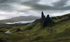 Scotland #Green