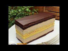 Cake Bars, Vanilla Cake, Tiramisu, Desserts, Make It Yourself, Recipes, Cooking, Food, Russian Recipes