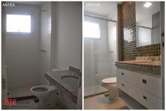 banheiro de cara nova