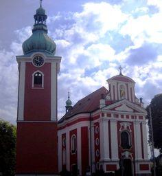 Kostel sv. Jakuba Většího - Červený Kostelec - Česko