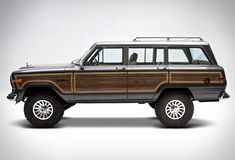 The Original Jeep Grand Wagoneer was one of Jeep´s masterpieces that stopped being made in but today, it's something of a find for car enthusiasts. This beautiful 1989 Jeep Grand Wagoneer is up for grabs! The iconic wagon is in pristine conditi Classic Trucks, Classic Cars, Electric Motor For Car, Jeep Camping, Woody Wagon, Jeep Wagoneer, Lifted Ford Trucks, Jeep 4x4, Chevrolet Corvette