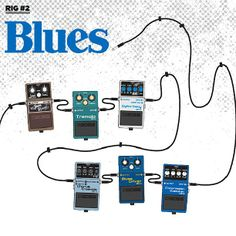 Blues Guitar Effects Combo