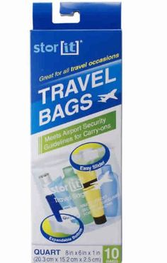 10pc Travel Bag *** Continue to the product at the image link.