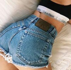 c1ebd3b38 Calvin Klein, style, and jeans image Conjunto Calvin Klein Feminino,  Lingerie Delicada,