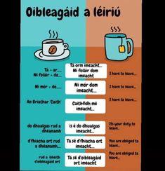 Irish Language, Learning, School, Studying, Teaching, Onderwijs