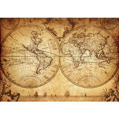 No tejida papel 300 x 210 cm (13' 1 pulgada x 274,32 cm 5,08 cm) PREMIUM VINTAGE del mundo liwwing | Forro polar diseño de Graffiti murales Fondos de escritorio de diseño de Graffiti Póster de fotos de madera de | Diseño de mapamundi vintage atlas diseño de mapa antiguo old altas | VENTA! INCLUYE PEGAMENTO PARA CADA PAPEL PINTADO PARA PARED!: Amazon.es: Bricolaje y herramientas