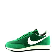 Nike Air Tailwind QS Vintage Mens Waffle Shoes ( Pine Green Sail) Size 11