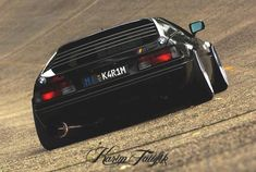 My dream. Stanced out 1981 BMW M1