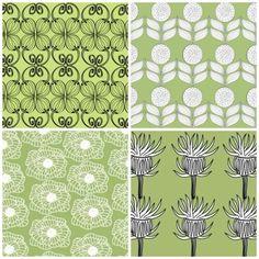 Green patterns