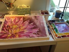 Blog Archives - Watercolours by Cady Driver
