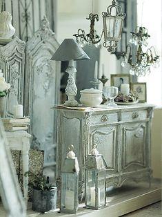 miniature* Brocanteな空間作り : natural色の生活~handmade家具